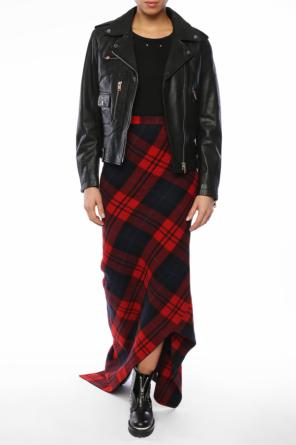 Checked skirt od Dsquared2